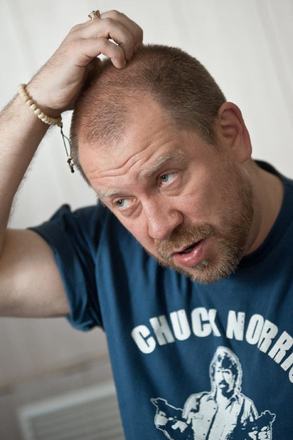 Максим Бодягин, блогер,писатель, журналист