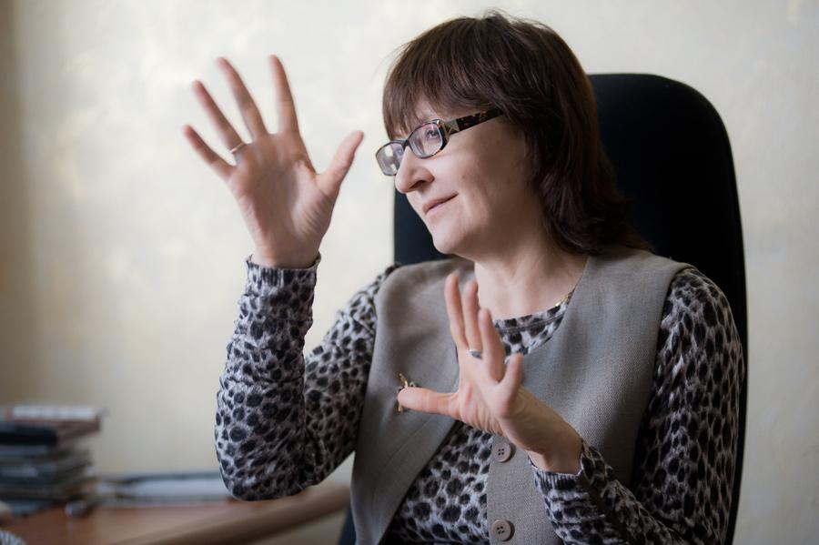 Светлана Яремчук, директор медиахолдинга ОТВ