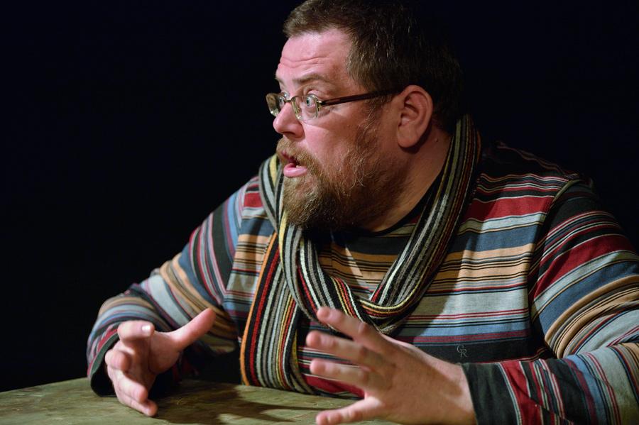 Евгений Гельфонд, художественный руководитель Нового художественного театра