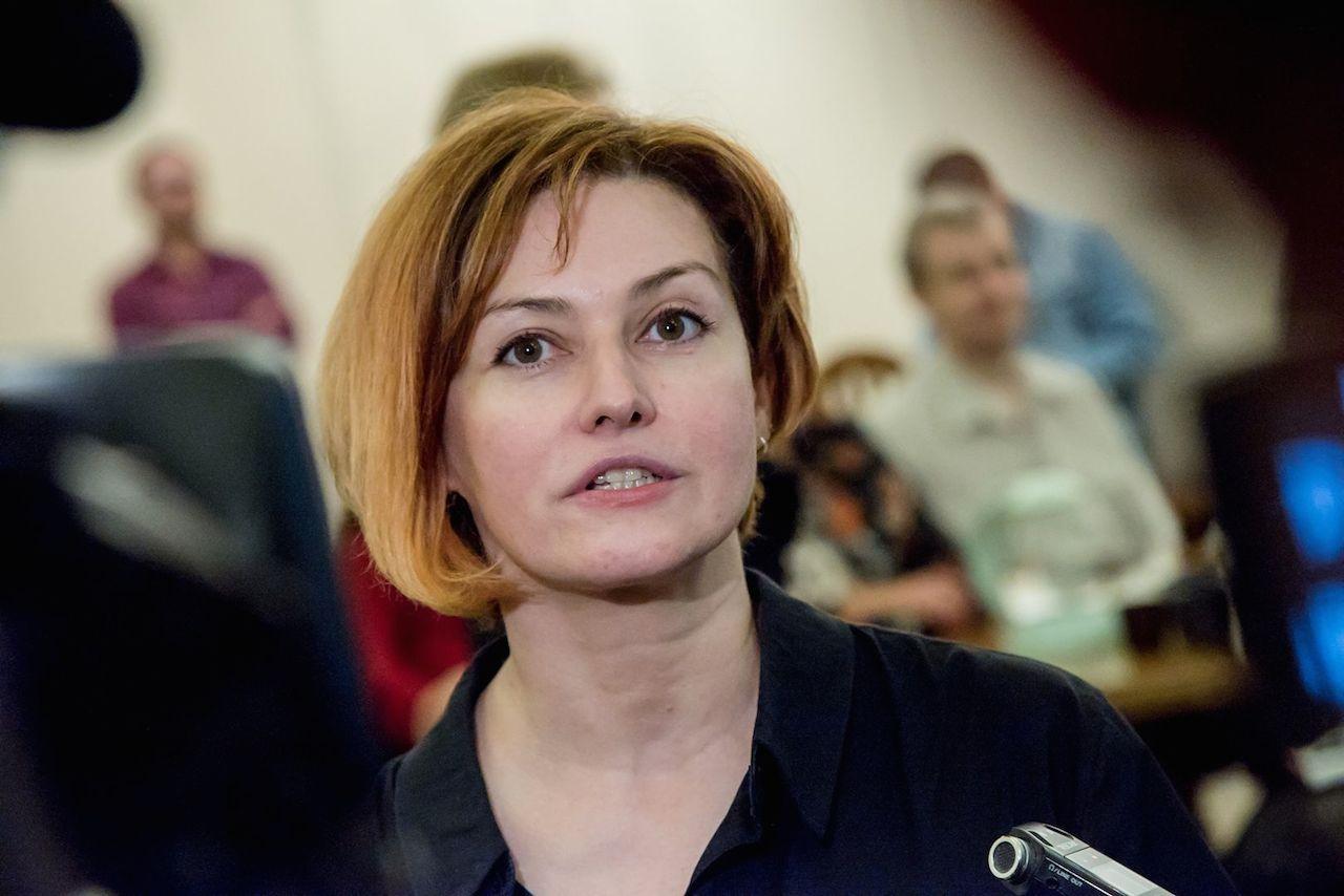 Лариса Александрова, режиссер-постановщик