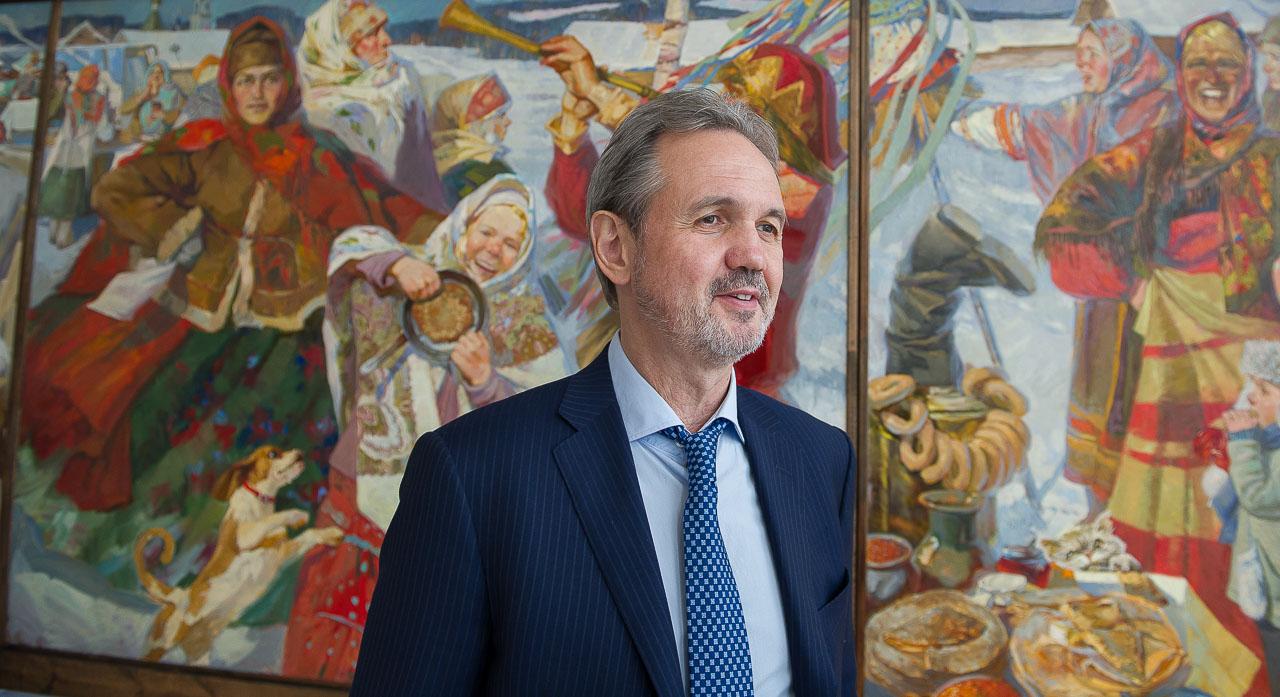 Глава Союза художников России высоко оценил развитие Челябинска