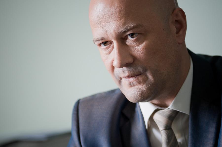 Сергей Березуев, начальник управления по торговле и услугам администрации Челябинска