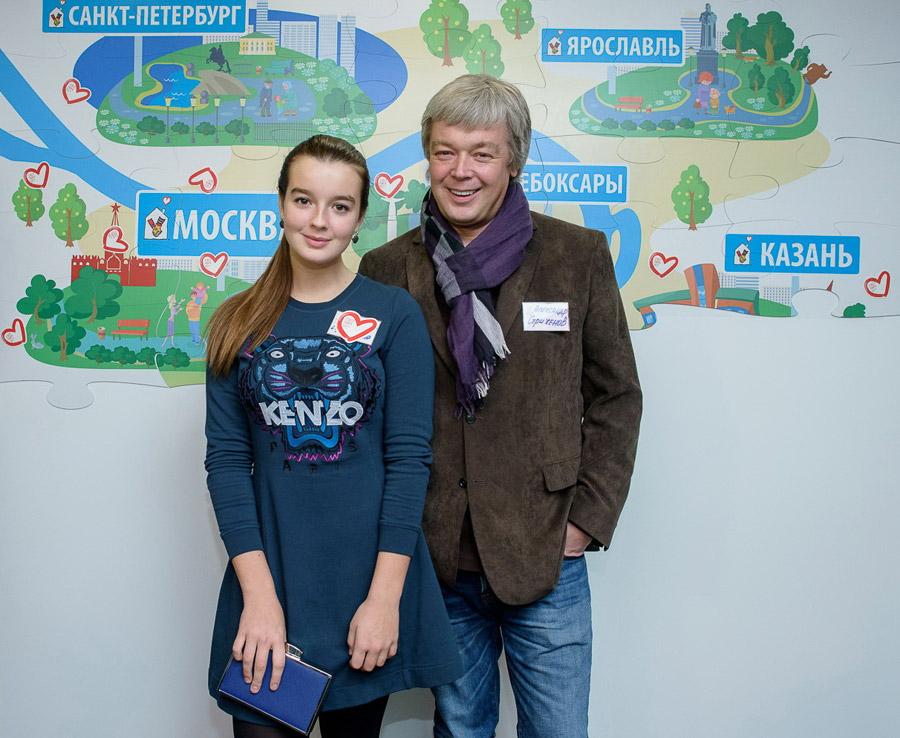 Александр и Александра Стриженовы