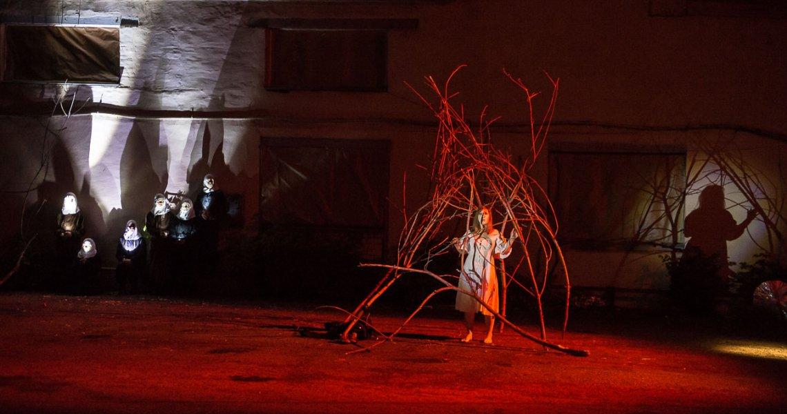 ВЧелябинске прошел фестиваль околотеатральной культуры Goffman