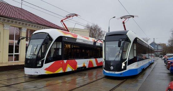 На челябинских рельсах хотят протестировать новый трамвай из Москвы