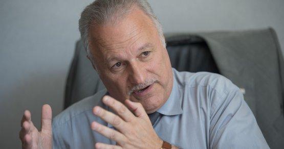 Долгие годы Владимир Алейников – главный по дорогам в Челябинске
