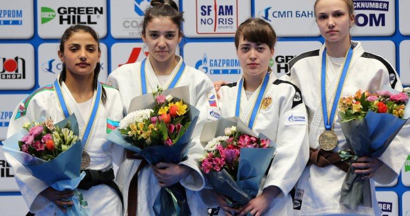 Дзюдоисты изЧелябинска выиграли две «бронзы» наКубке Европы