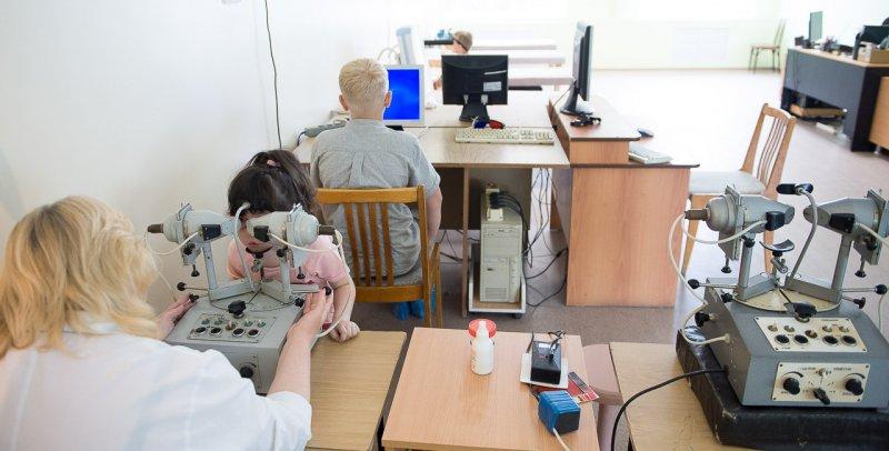 Дневной офтальмологический стационар